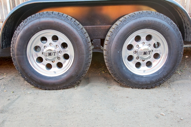 004 Mickey Thompson Classic Iii Wheels