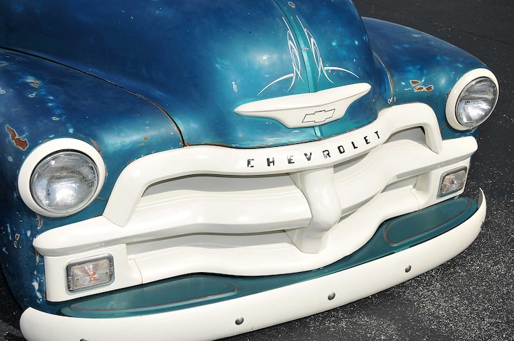 1954 Chevy 3100 Front Grill