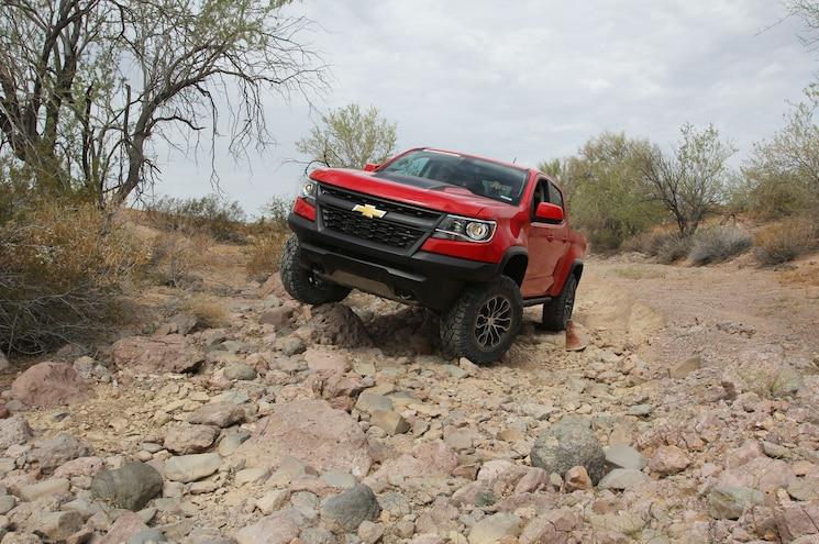 2017 Chevrolet Colorado Zr2 Desert Proving Ground Yuma Dynamite Hill 02