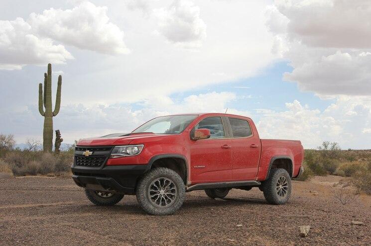 Under the Radar: GM's Saguaro Trail and the Colorado ZR2