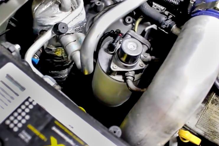 03 Top Tech Hard Stating Lb7 Duramax Fuel Filter