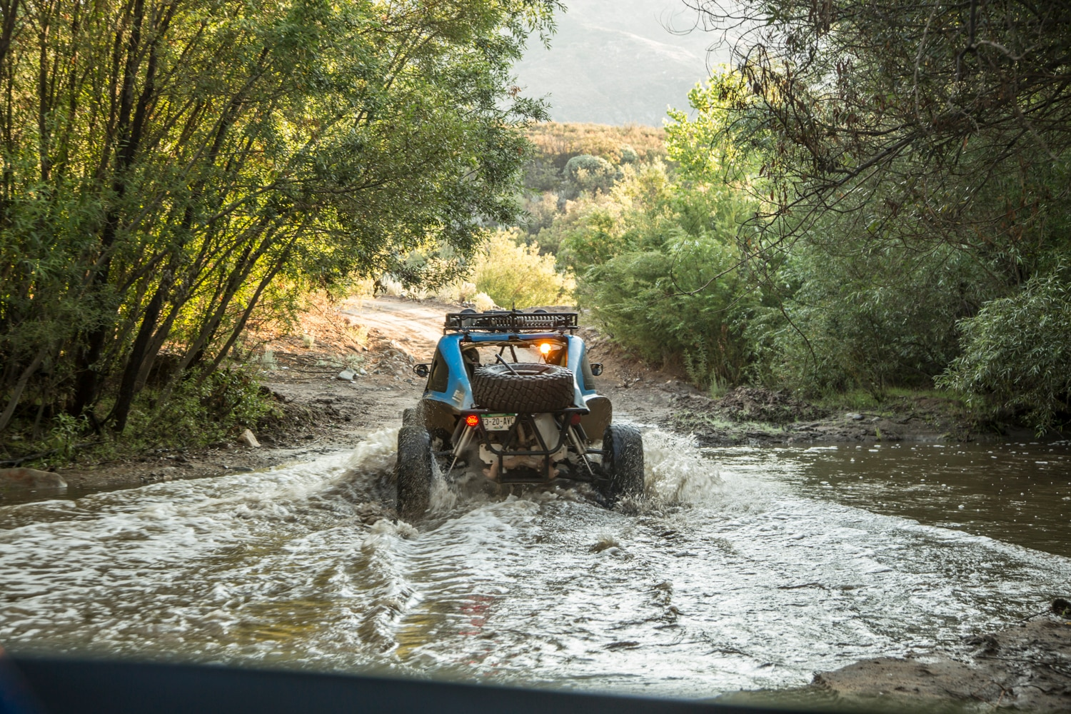 Wide Open Baja Off-Road Buggy Racing Experience Photo