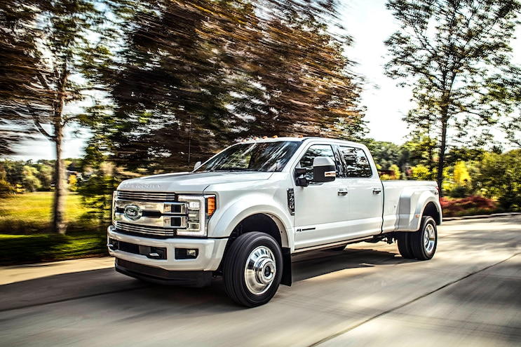 Buyers Guide 18fordsuperduty Limited Front Driver Side Motion