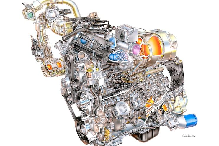 018 Buyers Guide 2017 Gm Duramax V8 Turbo Diesel Cutaway