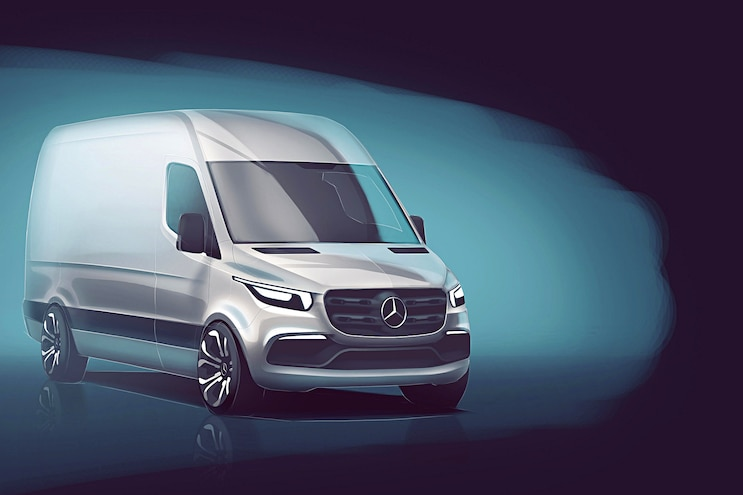 Buyers Guide 2018 Mercedes Sprinter Sketch