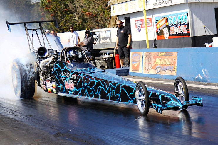 ODSS 2017 Pro Dragster Champ