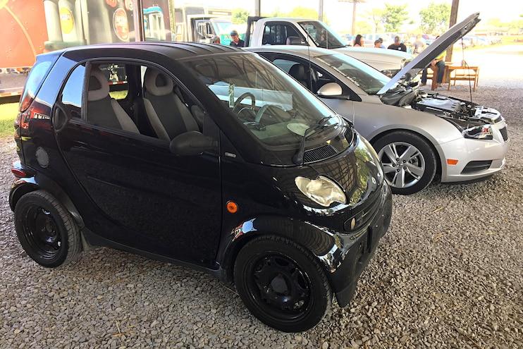 015 ODSS 2017 Smart Car