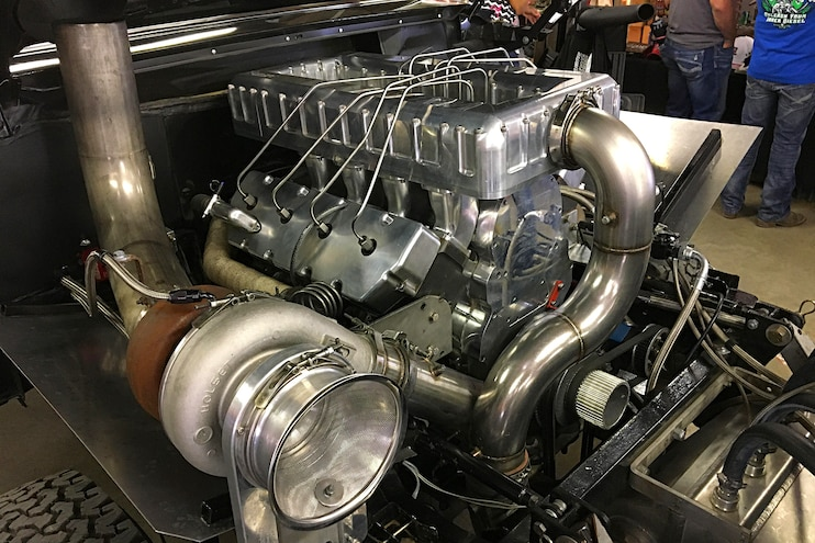 ODSS 2017 Ford Engine