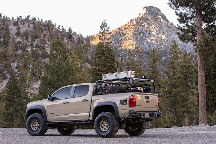 2017 SEMA Chevrolet Colorado ZR2 AEV 002
