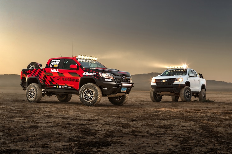 2017 SEMA Chevrolet Colorado ZR2 Race Development 006