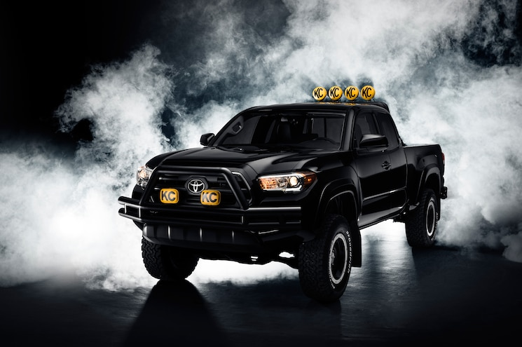 """Toyota Reveals """"Back to the Future"""" Tacoma Tribute, and It's Damn Awesome"""