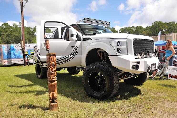 2015 Slamfest Custom Truck Show 12