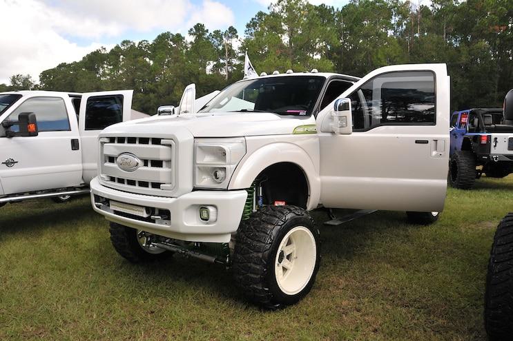 2015 Slamfest Custom Truck Show 20