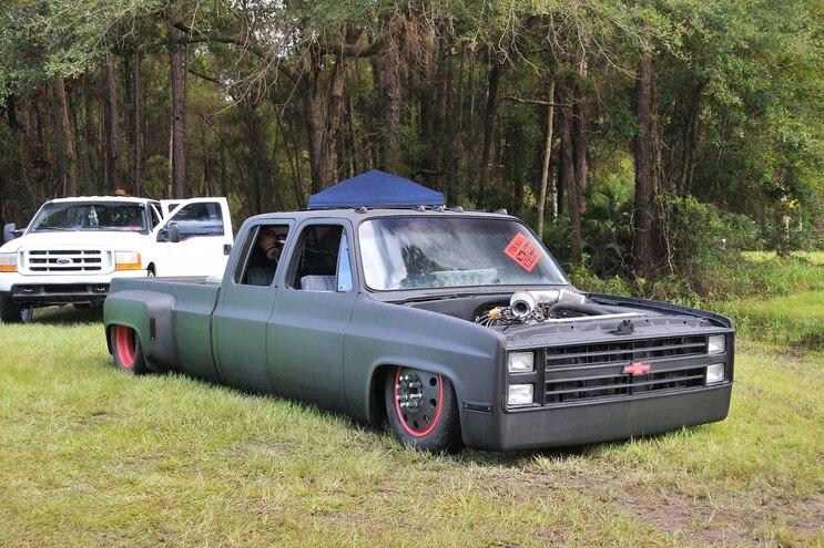 2015 Slamfest Custom Truck Show 35