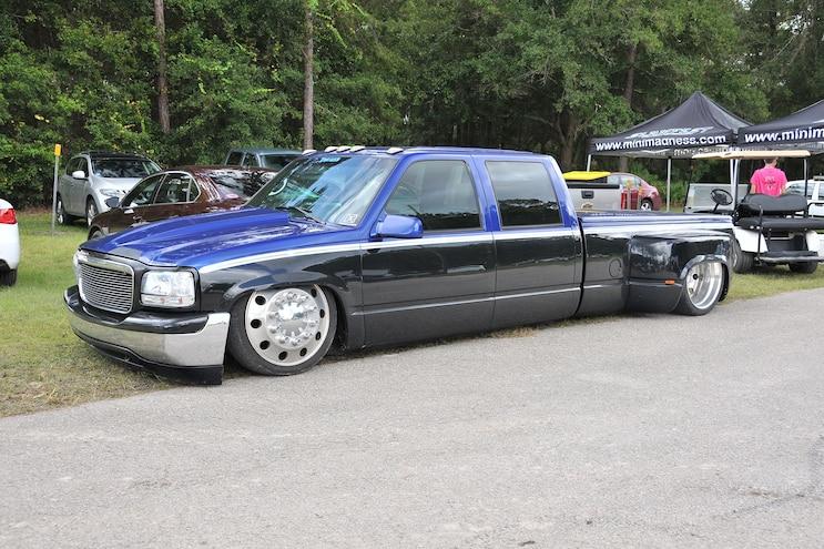 2015 Slamfest Custom Truck Show 44