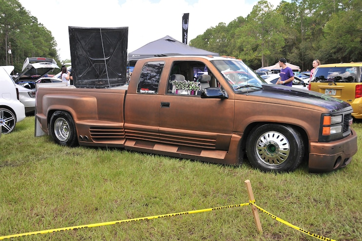 2015 Slamfest Custom Truck Show 48