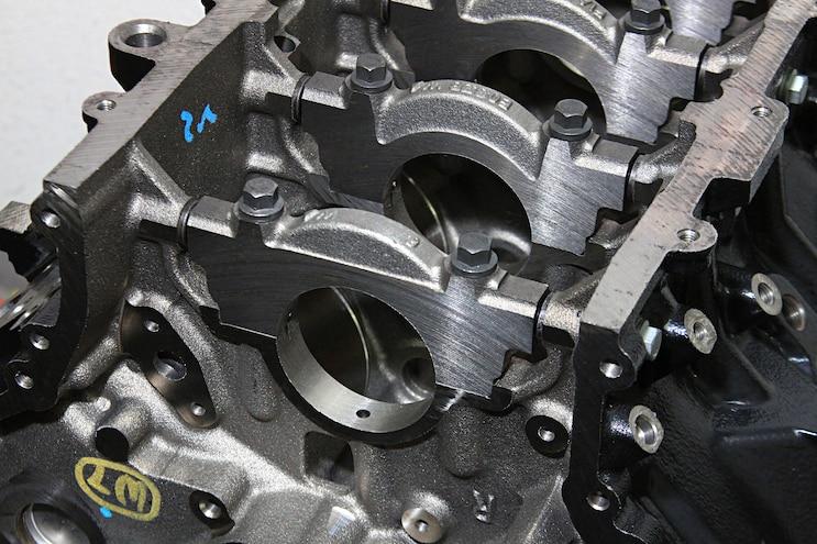 011 Ford Modular 3 Valve V8 Romeo Jackscrews