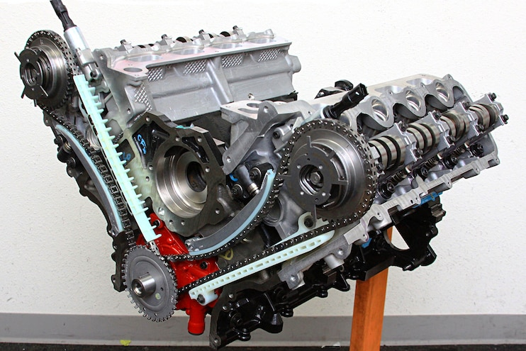 Undertstanding the Ford 4.6L/5.4L 3V SOHC V8 on