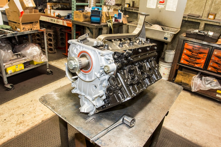 015 Lb7 Duramax Engine Build Part 2