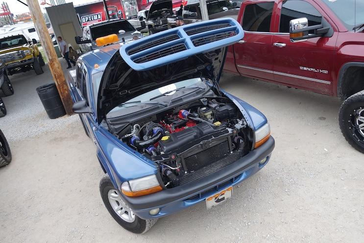 017 Dodge Ram Dakota
