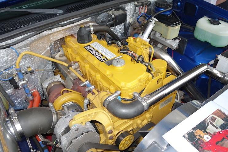 016 Gmc Sierra Cat Powered Engine