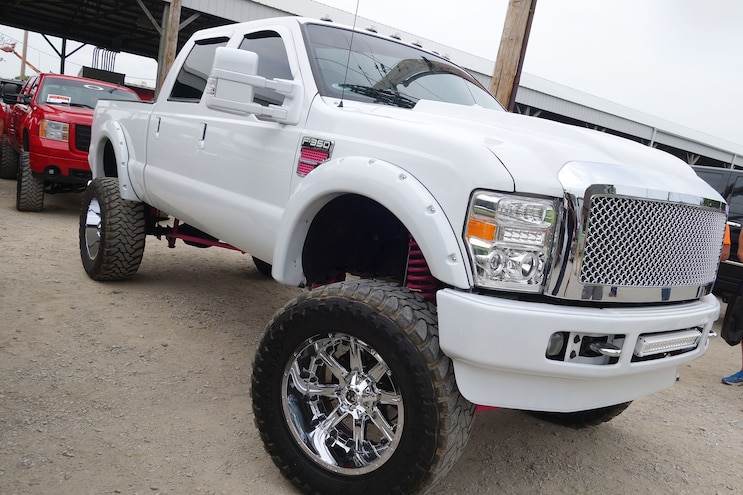 014 Ford F350 Front