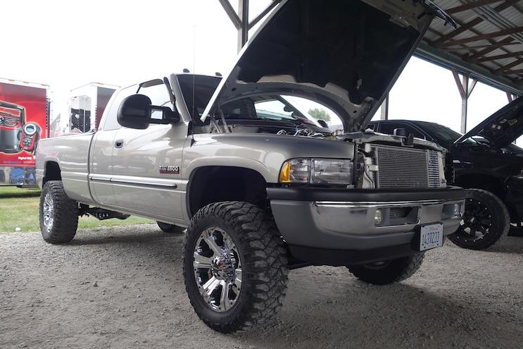 013 Silver Ram 2500