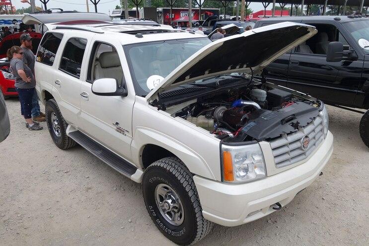 008A Cadillac Escalade