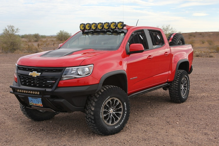 003 Chevrolet Colorado Zr2 Hall Racing Haularado