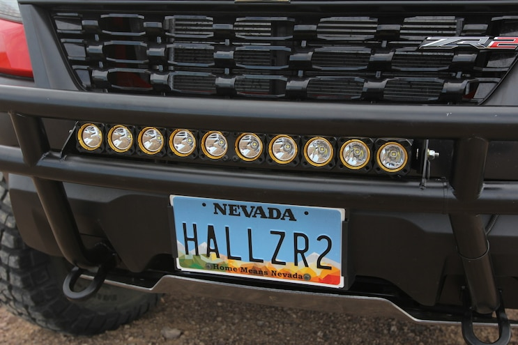 015 Chevrolet Colorado Zr2 Hall Racing Haularado