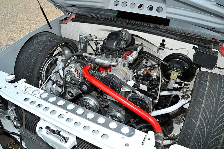 1997 Chevy Silverado Exzacked Engine