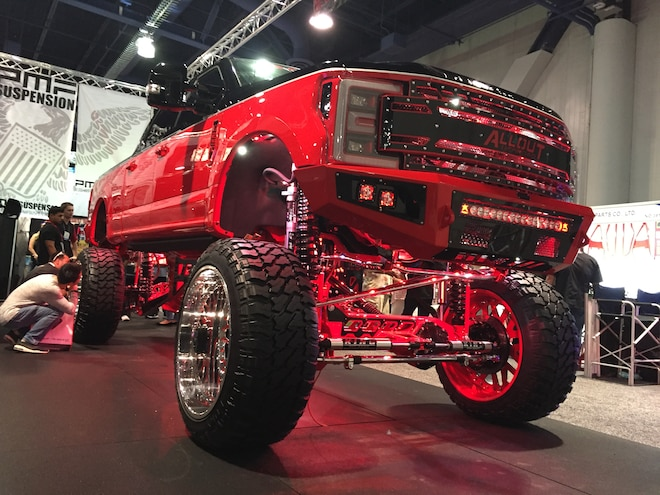 25 Upper South Hall 2017 Ford Super Duty Trucks #TENSEMA17