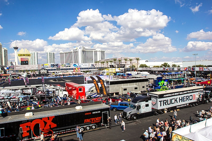 Trending Now: Truck Trend's Favorites From the 2017 SEMA Show #TENSEMA17
