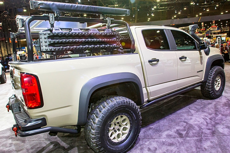 Trending Now Sema Special Ultimate Overlander Rear