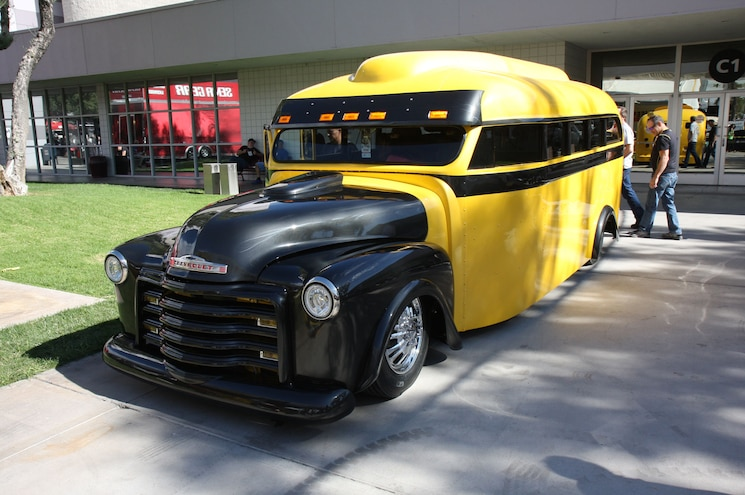 Literally Just Some More Truck Pictures From SEMA 2017 – #TENSEMA17