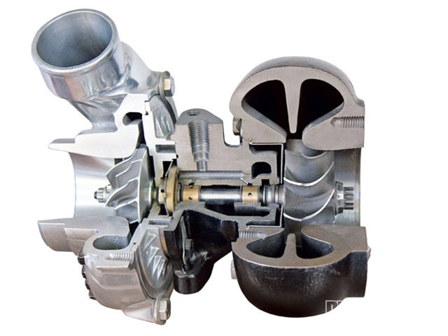 Turbochargers - Boost & Drive Pressure - Diesel Power Magazine