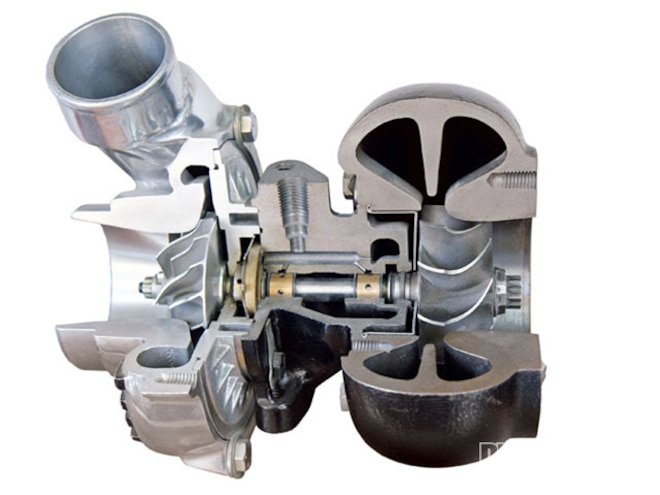 turbochargers turbocharger