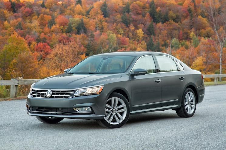VW Halts Production of 2016 Passat TDI In Chattanooga
