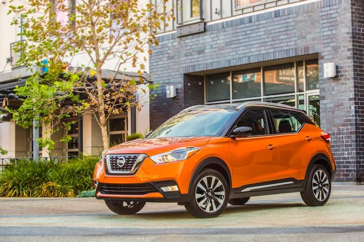 2018 Nissan KICKS Orange 3 4