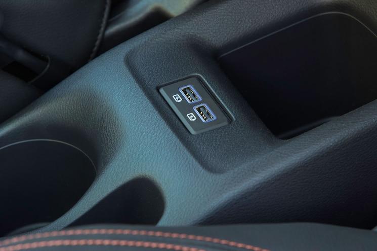 2018 Nissan KICKS USB