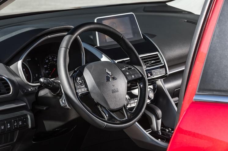 2018 Mitsubishi Eclipse Cross Interior Cockpit