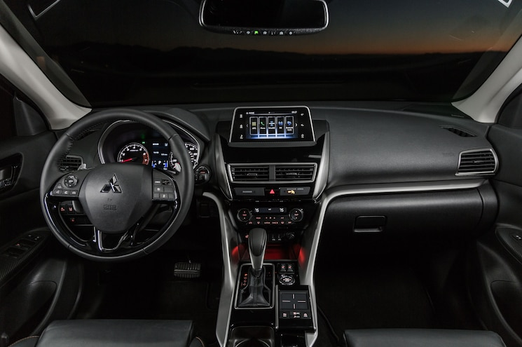 2018 Mitsubishi Eclipse Cross Interior Dashboard