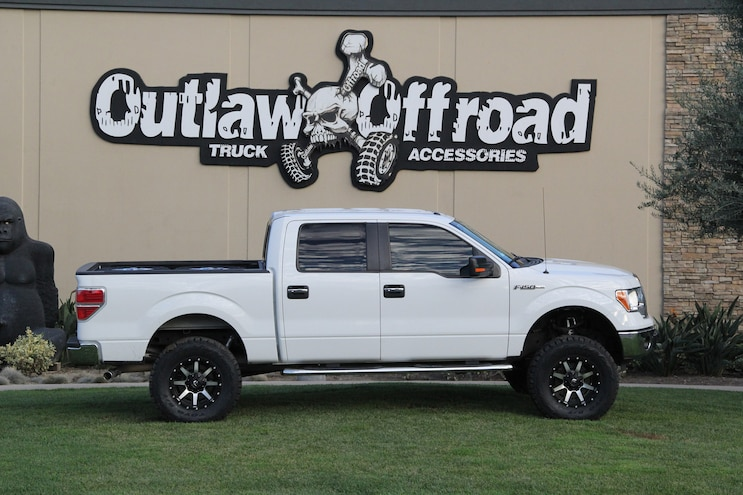 6 Inch Lift Kit For Ford F150 4x4 >> 2013 Ford F150 With A 6 Inch Lift Kit From Bds