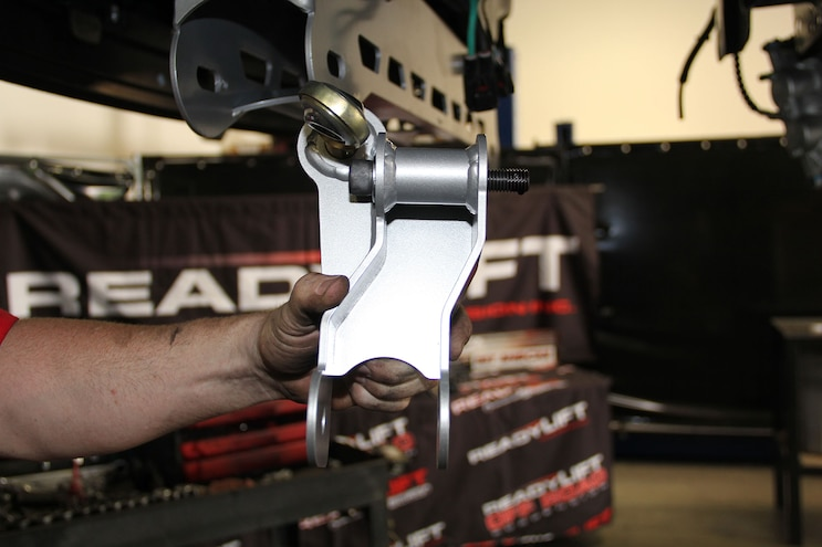 2015 Ford F 150 ReadyLIFT 7 Inch Lift Kit 12