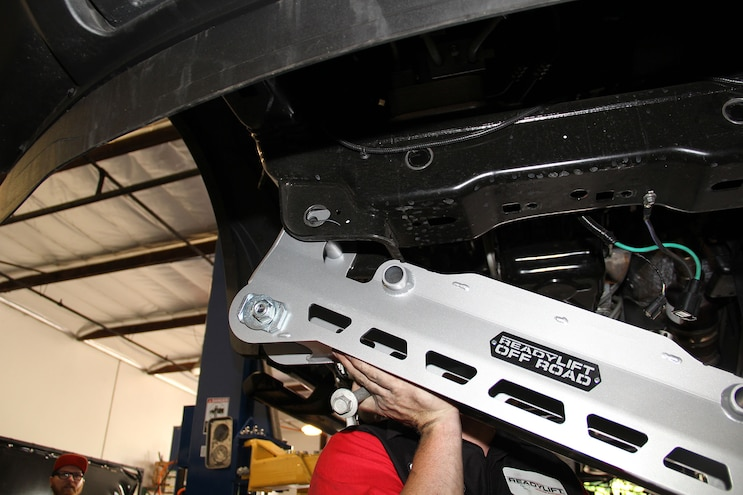 2015 Ford F 150 ReadyLIFT 7 Inch Lift Kit 11