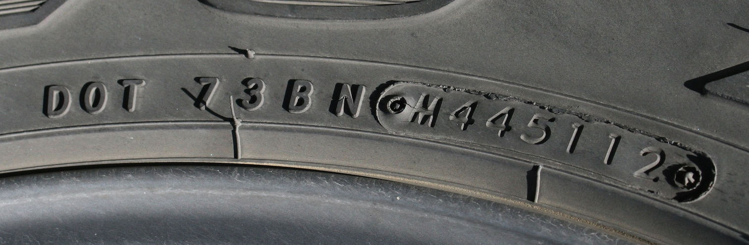 008 Tires Can Talk Dot Numbers Date And Place Of Manufacture