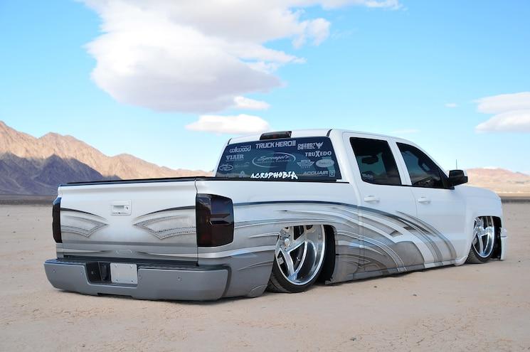 2015 Chevrolet Silverado 1500 Vanilla Ice Rear