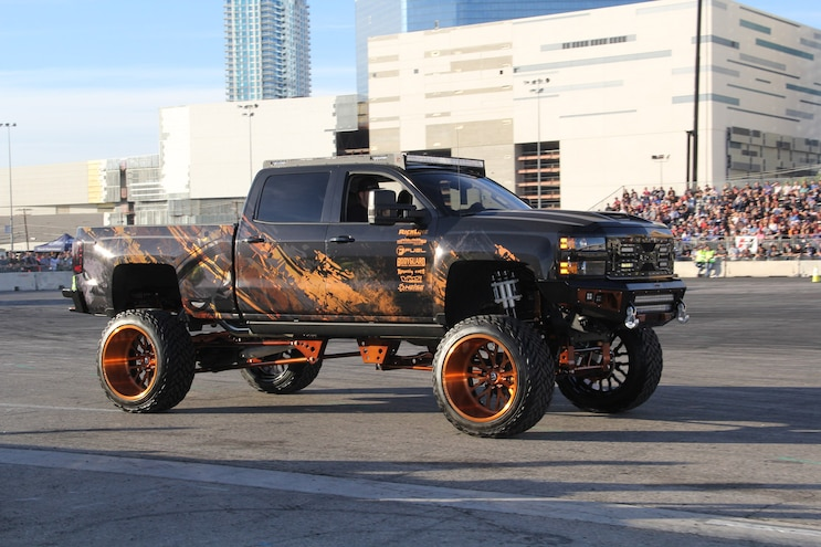 The 2017 SEMA Show Roll-Out Remembered