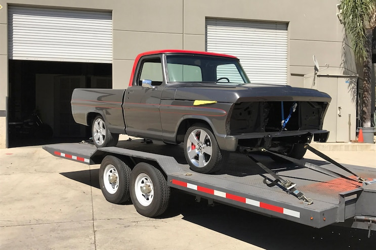 1967 Ford F-100 - Project Speed Bump: Part 10