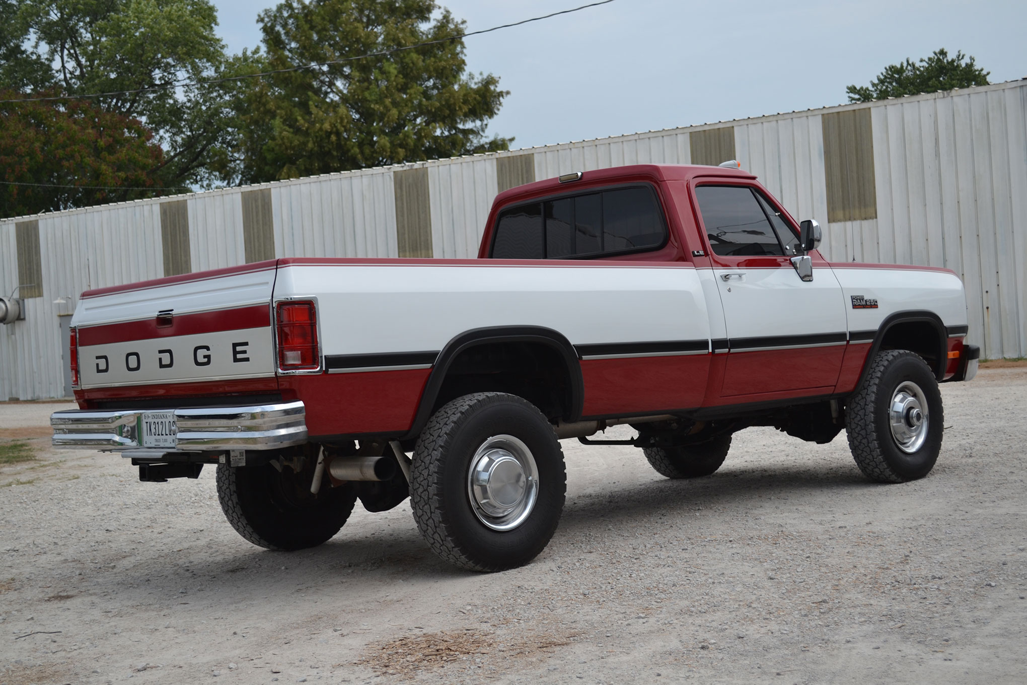 A 1991 Dodge W250 That S As Clean As They Come